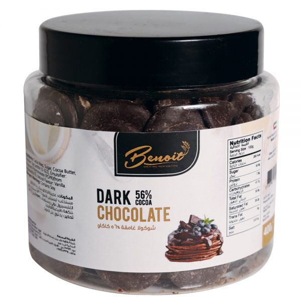 56% cocoa mixed chocolate
