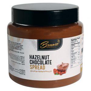 Hazelnut Choc