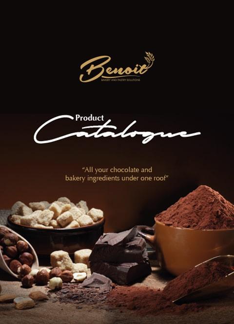 Benoit Bulk Chocolate Ingredients Catalogue
