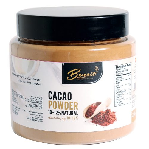 cacao powder natural ingredients
