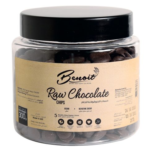 tasty RAW Chocolate chips