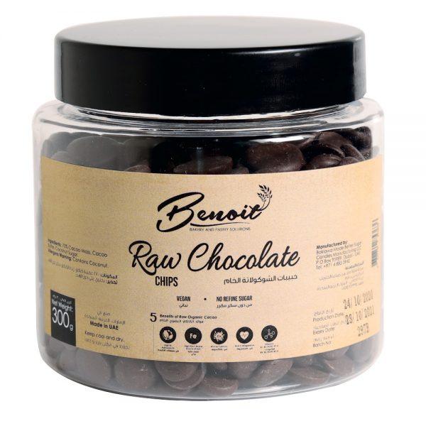 tasty RAW Chocolate chips