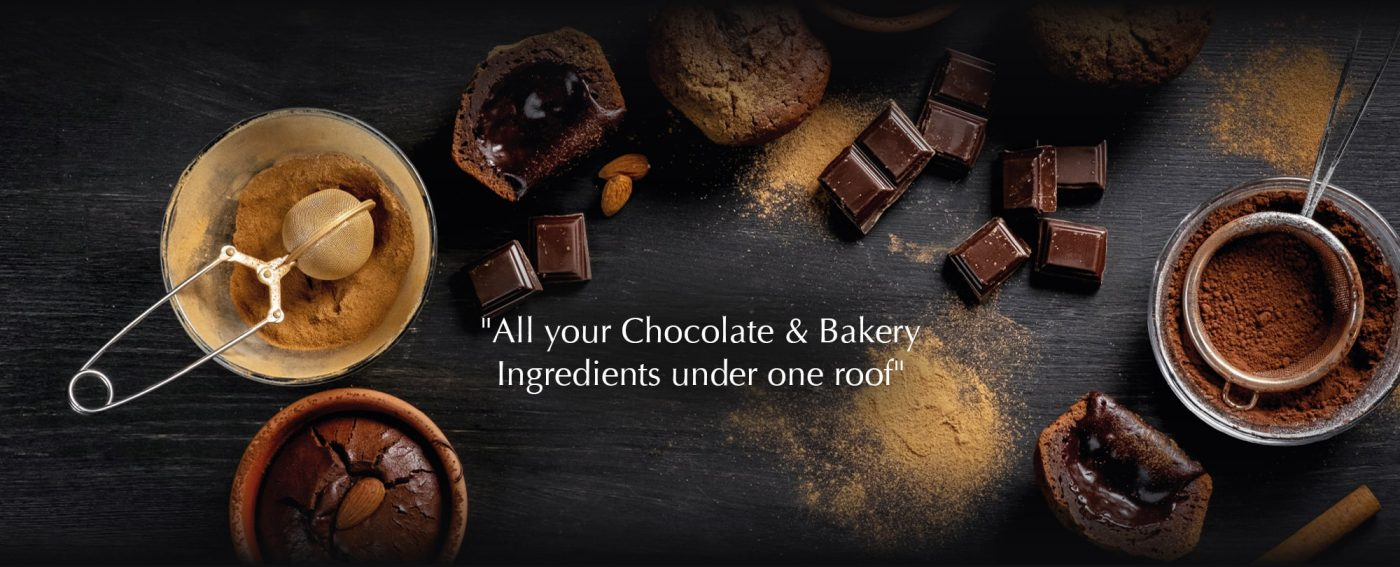 Benoit Chocolate and Bakery Ingredients