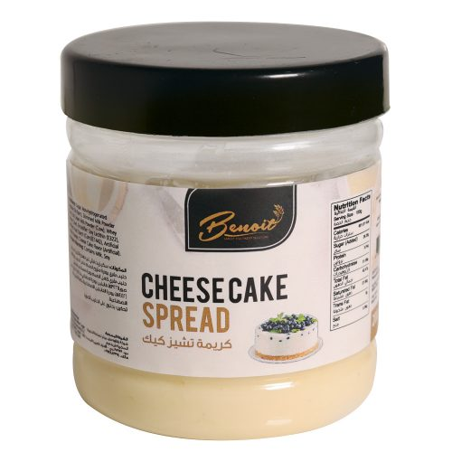 spread to make cheese cake