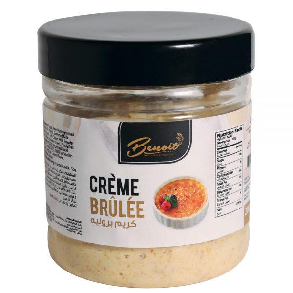 tasty brulee spread