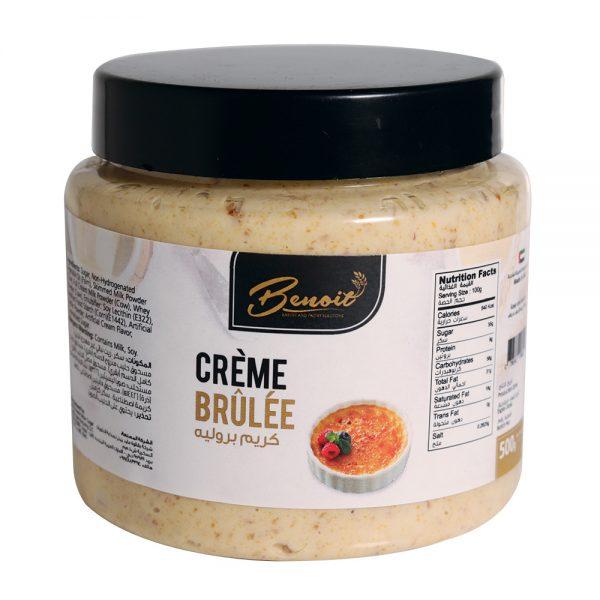 Tasty Creme Brulee