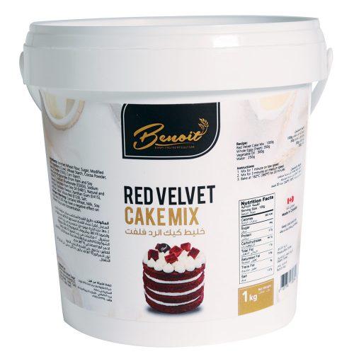 red velvet cake mixes