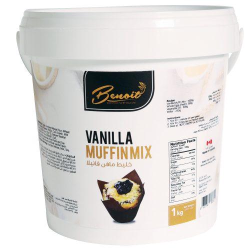 Vanilla Muffin cake Mix
