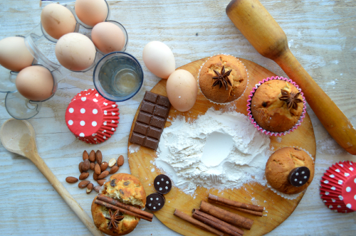 healthy cake mix