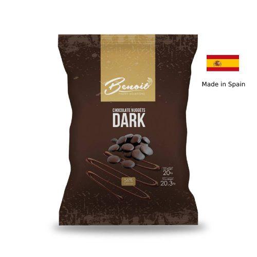 the tastiest and real dark chocolate