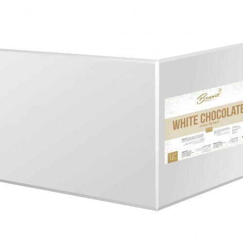 white chocolate for cake