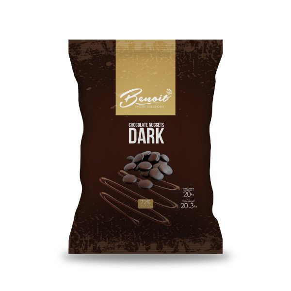 real taste of dark chocolate