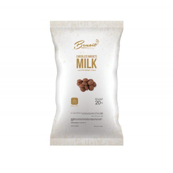 real milk chocolate