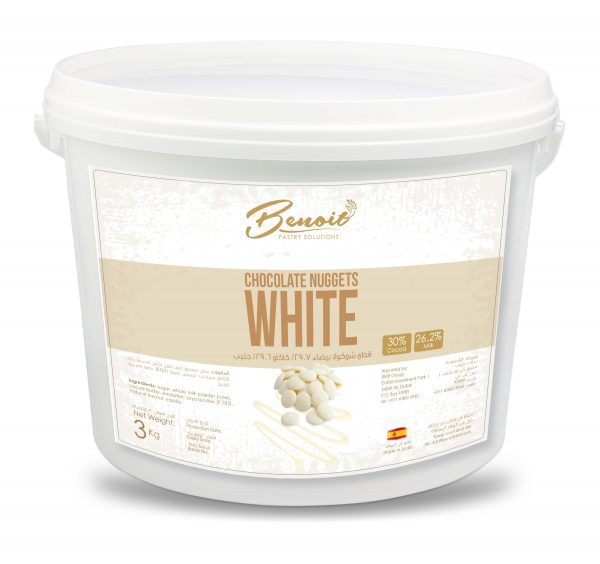 white chocolate ingredients