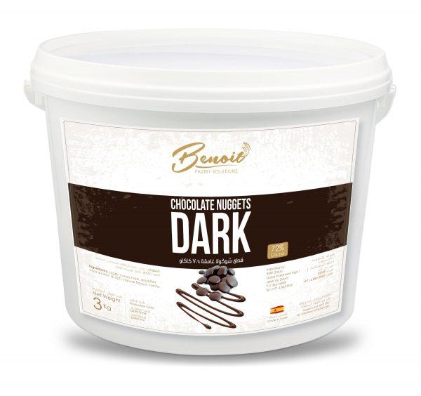dark chocolate fillings