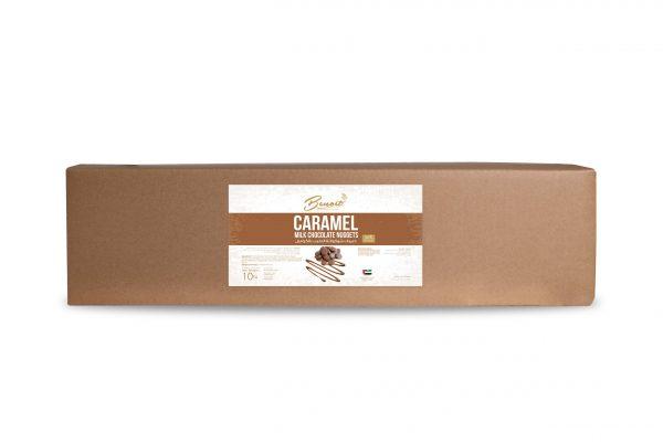 tasty caramel chocolate