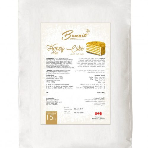 best honey cake mix