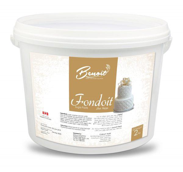 sugar paste fondant by benoit