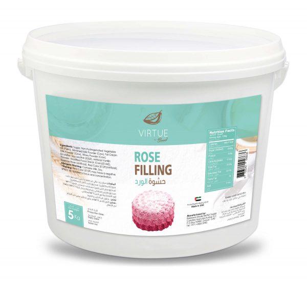 rose design filling
