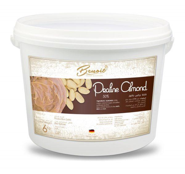 real almond mixes