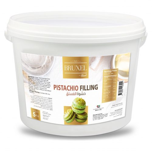 bruxel pistachio filling