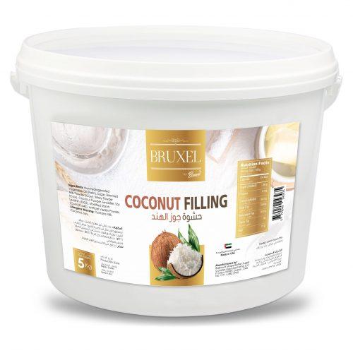 the best coconut filling in dubai