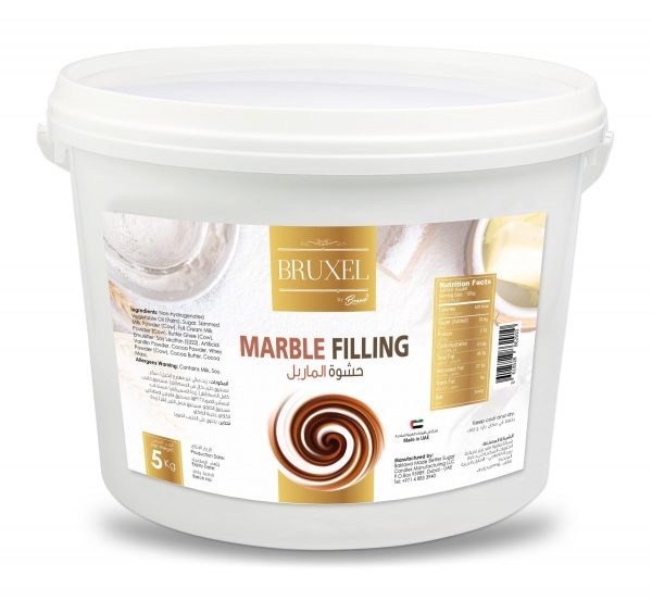 marble filling by benoit