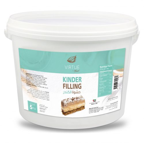 kinder flavor fillings