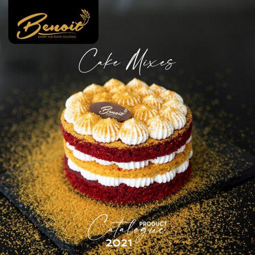 Mini Benoit Cake Mixes